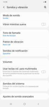 Cómo cambiar el tono de llamada - Samsung Galaxy A30 - Passo 6