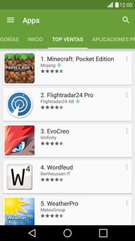 Instala las aplicaciones - LG G4 - Passo 7