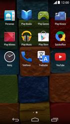 Instala las aplicaciones - Motorola Moto X (2a Gen) - Passo 3