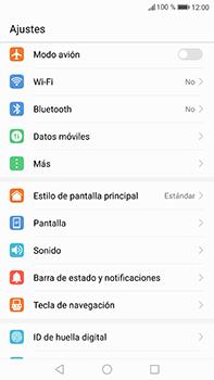 Desactivación límite de datos móviles - Huawei P10 Plus - Passo 3