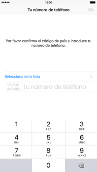 Configuración de Whatsapp - Apple iPhone 6 Plus - Passo 6