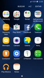 Transferir fotos vía Bluetooth - Samsung Galaxy S7 - G930 - Passo 3