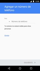 Crea una cuenta - Motorola Moto G5 - Passo 6