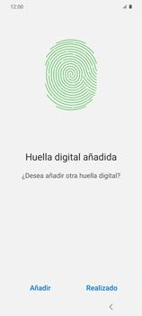 Habilitar seguridad de huella digital - Samsung Galaxy S20 - Passo 14