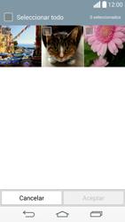 Envía fotos, videos y audio por mensaje de texto - LG G3 Beat - Passo 17