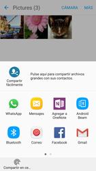 Transferir fotos vía Bluetooth - Samsung Galaxy S7 - G930 - Passo 11