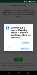 Configuración de Whatsapp - Huawei Y5 2018 - Passo 7