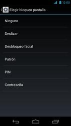 Desbloqueo del equipo por medio del patrón - Motorola RAZR HD  XT925 - Passo 6