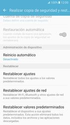 Restaura la configuración de fábrica - Samsung Galaxy S7 - G930 - Passo 6