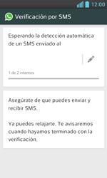 Configuración de Whatsapp - LG Optimus L5 II - Passo 7