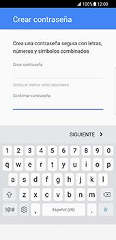 Crea una cuenta - Samsung Galaxy S8 - Passo 12