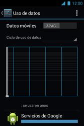 Desactiva tu conexión de datos - Motorola RAZR D1 XT914 - Passo 6