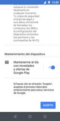 Crea una cuenta - Motorola Moto E5 Play - Passo 17