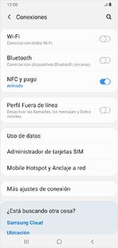 Conecta con otro dispositivo Bluetooth - Samsung Galaxy A10 - Passo 5