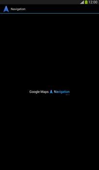 Uso de la navegación GPS - Samsung Galaxy Tab 3 7.0 - Passo 20