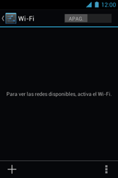 Configura el WiFi - Motorola RAZR D1 XT914 - Passo 5