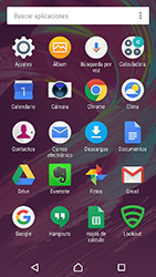 Limpieza de explorador - Sony Xperia E5 - Passo 3
