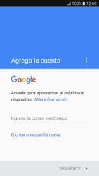 Crea una cuenta - Samsung Galaxy S7 - G930 - Passo 3