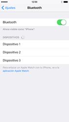 Conecta con otro dispositivo Bluetooth - Apple iPhone 6 - Passo 5