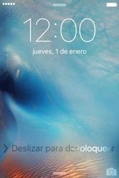 Bloqueo de la pantalla - Apple iPhone 4s - Passo 4