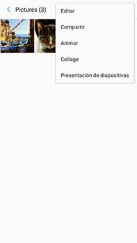 Transferir fotos vía Bluetooth - Samsung Galaxy A7 2017 - A720 - Passo 7