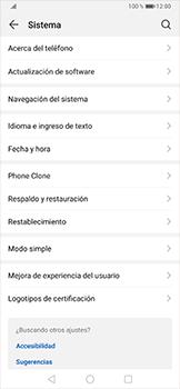 Actualiza el software del equipo - Huawei P30 Pro - Passo 5