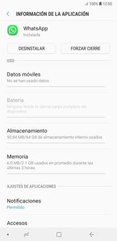 Desinstalar aplicaciones - Samsung A7 2018 - Passo 5