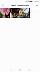 Envía fotos, videos y audio por mensaje de texto - Huawei P10 - Passo 15