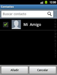 Envía fotos, videos y audio por mensaje de texto - Samsung Galaxy Y  GT - S5360 - Passo 6