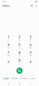 Configuración del identificador de llamadas - Samsung Galaxy A30 - Passo 5