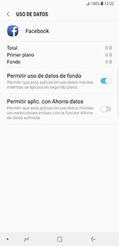 Verificar el uso de datos por apps - Samsung Galaxy Note 8 - Passo 6