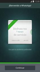 Configuración de Whatsapp - Samsung Galaxy S5 - G900F - Passo 9