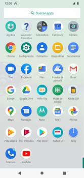 Contesta, rechaza o silencia una llamada - Motorola Moto G8 Play (Single SIM) - Passo 2