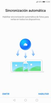 Transferir fotos vía Bluetooth - Huawei Y7 (2018) - Passo 3