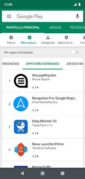 Instala las aplicaciones - Motorola Moto G7 Plus - Passo 9