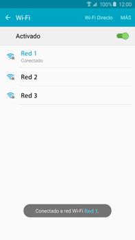 Configura el WiFi - Samsung Galaxy Note 5 - N920 - Passo 8