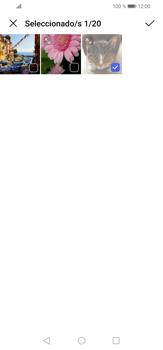 Cómo enviar un correo electrónico - Huawei P30 Lite - Passo 15