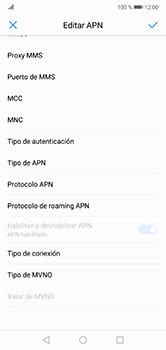 Configura el Internet - Huawei P20 Lite - Passo 12