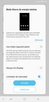 Modo de ahorro de batería - Samsung A7 2018 - Passo 6
