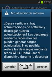 Actualiza el software del equipo - Samsung Galaxy Fame Lite - S6790 - Passo 8
