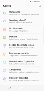 Configura el hotspot móvil - Samsung Galaxy S8 - Passo 4