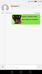 Envía fotos, videos y audio por mensaje de texto - Huawei P9 Lite Venus - Passo 19