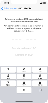 Configuración de Whatsapp - Apple iPhone 11 Pro - Passo 9