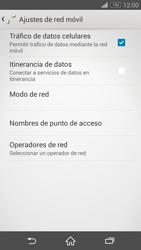 Configura el Internet - Sony Xperia Z3 D6603 - Passo 7