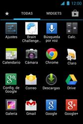 Configura el hotspot móvil - Motorola RAZR D1 XT914 - Passo 3