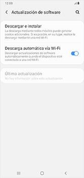 Actualiza el software del equipo - Samsung Galaxy A10 - Passo 6