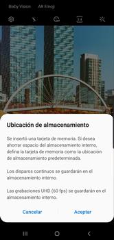Emoji AR - Samsung S10+ - Passo 4