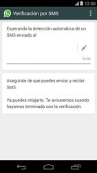 Configuración de Whatsapp - Motorola Moto X (2a Gen) - Passo 7