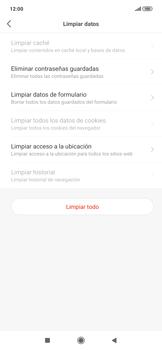 Limpieza de explorador - Xiaomi Redmi Note 7 - Passo 8
