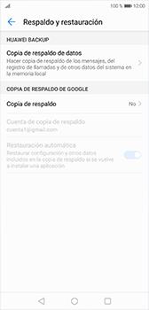 Realiza una copia de seguridad con tu cuenta - Huawei P20 - Passo 5